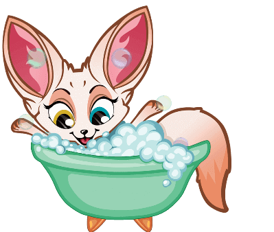 Fynsy Fox Animated Stickers messages sticker-1
