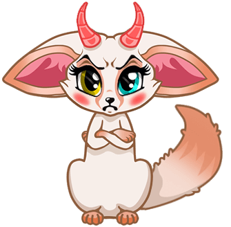 Fynsy Fox Animated Stickers messages sticker-5