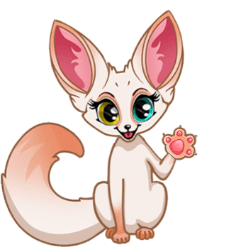 Fynsy Fox Animated Stickers messages sticker-7