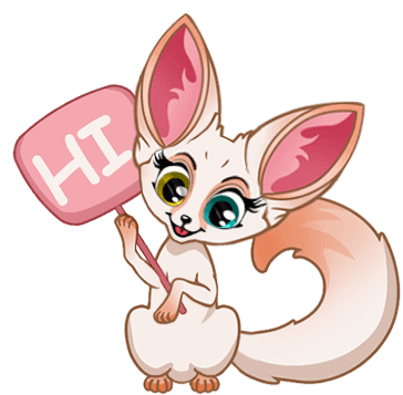 Fynsy Fox Animated Stickers messages sticker-10