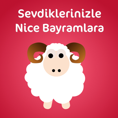 Kurban Bayramı Mesajı messages sticker-6