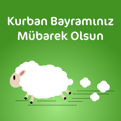 Kurban Bayramı Mesajı messages sticker-1