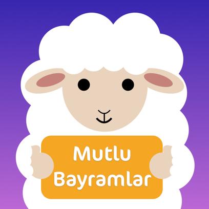 Kurban Bayramı Mesajı messages sticker-4