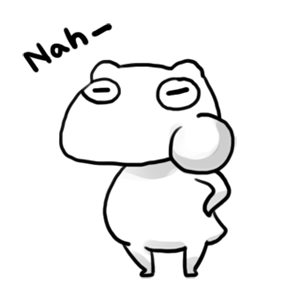 Daily Frog messages sticker-10