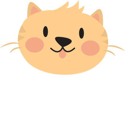 Face cats emoji for iMessage messages sticker-6