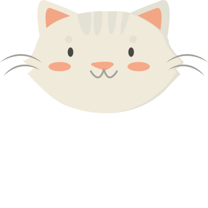 Face cats emoji for iMessage messages sticker-10