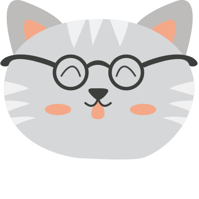 Face cats emoji for iMessage messages sticker-5
