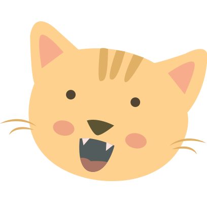 Face cats emoji for iMessage messages sticker-0