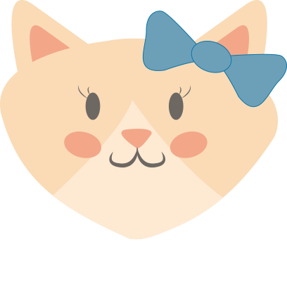 Face cats emoji for iMessage messages sticker-9