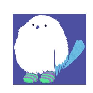 Daily Birdie messages sticker-8