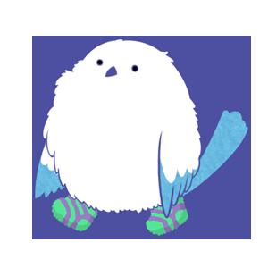 Daily Birdie messages sticker-1