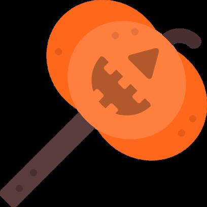 Halloween Flat Sticker Pack for iMessage messages sticker-11
