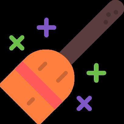 Halloween Flat Sticker Pack for iMessage messages sticker-4