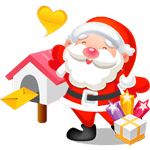 Christmas Snowman striker messages sticker-5