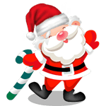 Christmas Snowman striker messages sticker-9