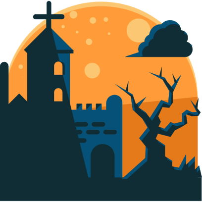 Funny Halloween Sticker Pack for iMessage messages sticker-11