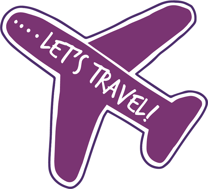 Let's go Travel - Sticker Pack for iMessage messages sticker-4