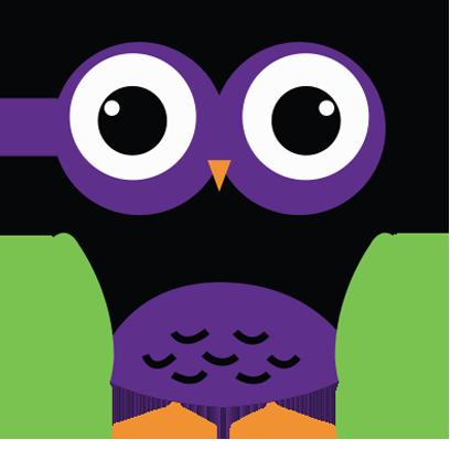 Cute Owl Sticker 2017 messages sticker-4