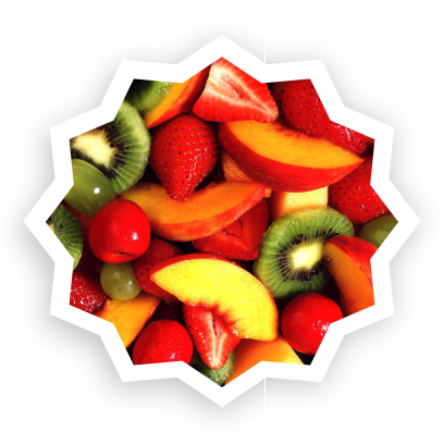 Beautiful fruits messages sticker-5