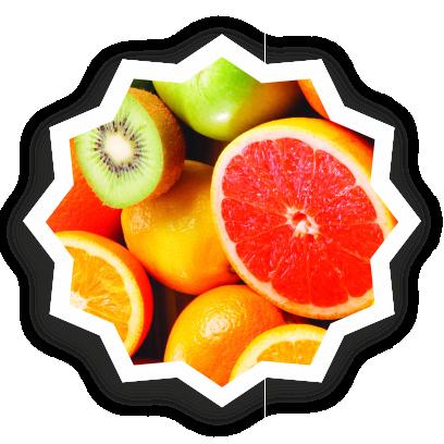 Beautiful fruits messages sticker-9
