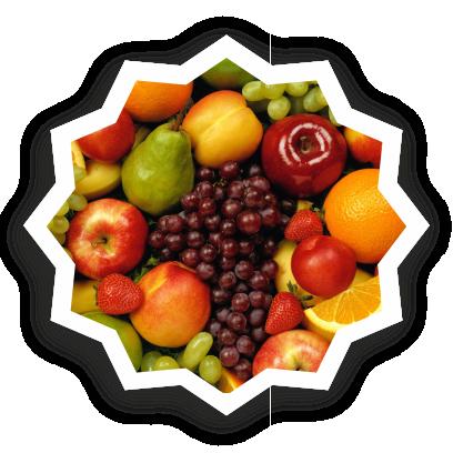 Beautiful fruits messages sticker-10