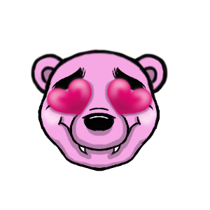 Bearmojii messages sticker-0