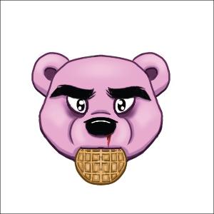 Bearmojii messages sticker-2