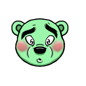 Bearmojii messages sticker-4