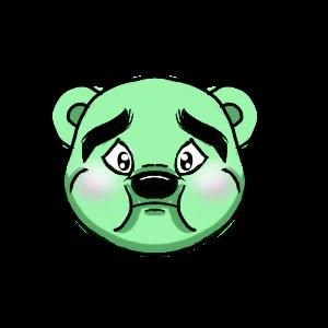 Bearmojii messages sticker-1