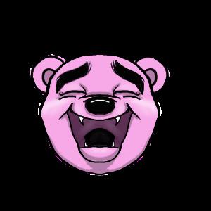 Bearmojii messages sticker-7