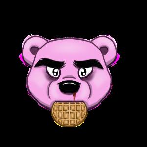 Bearmojii messages sticker-0