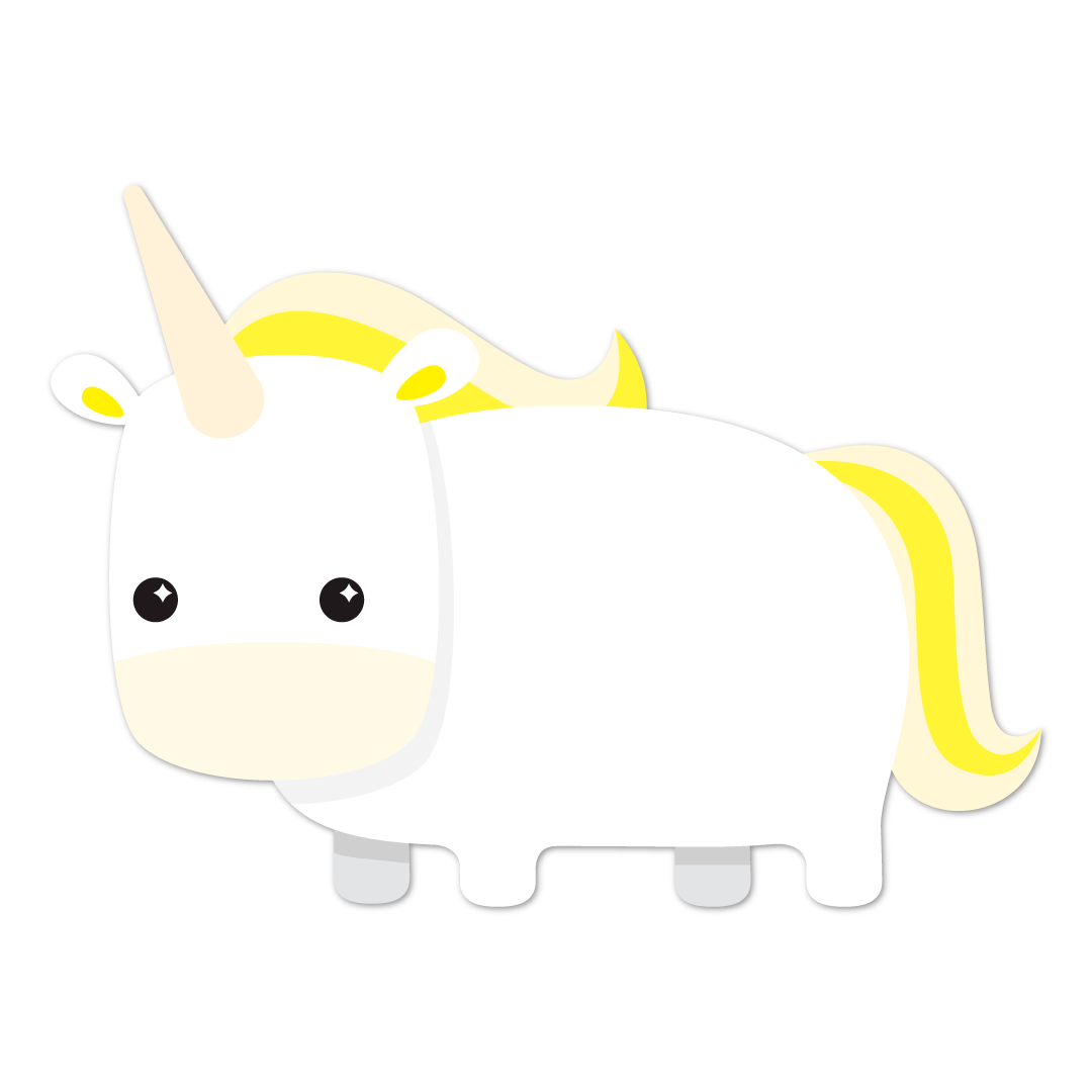 Unicorn Life messages sticker-8