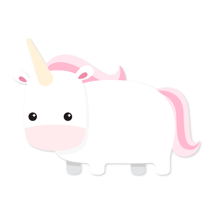 Unicorn Life messages sticker-9