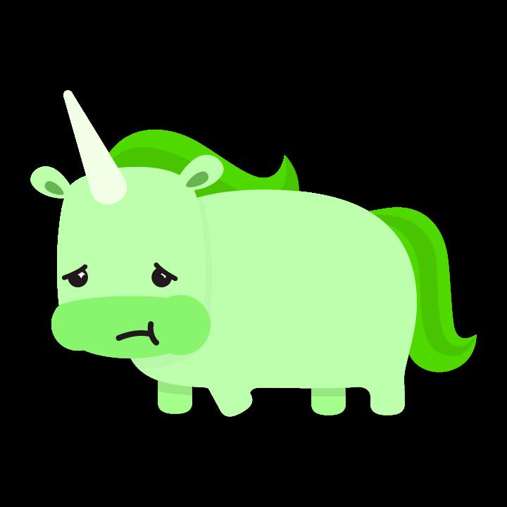 Unicorn Life messages sticker-5