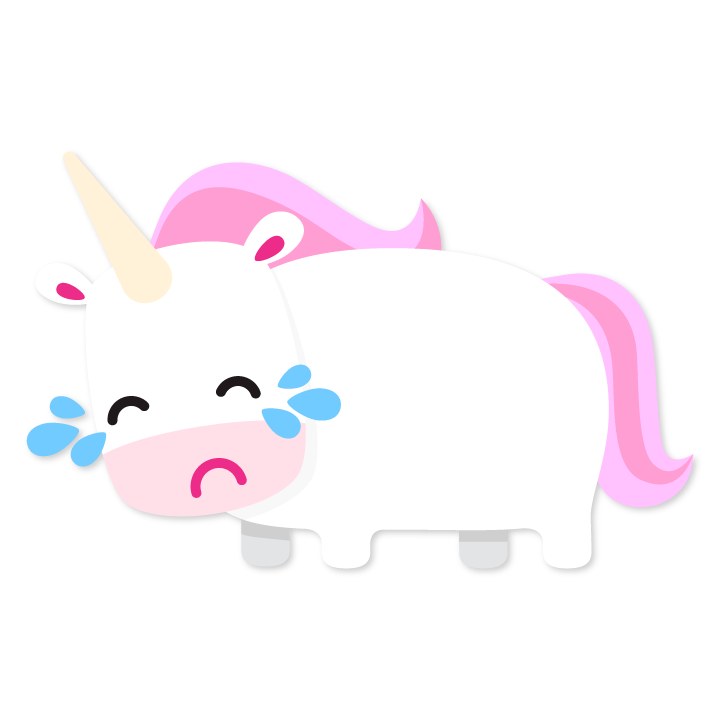 Unicorn Life messages sticker-4