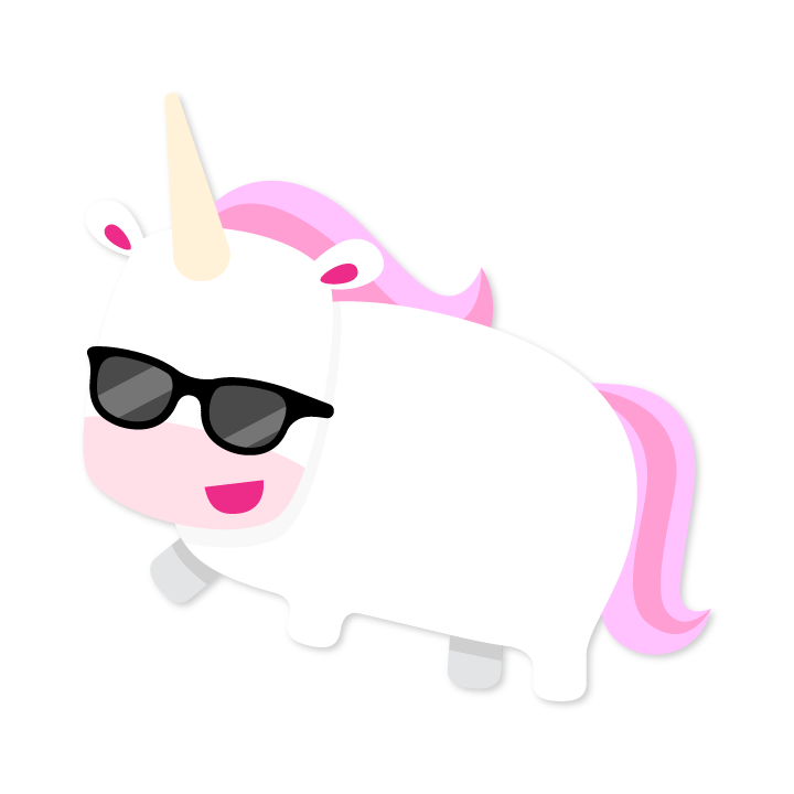 Unicorn Life messages sticker-1