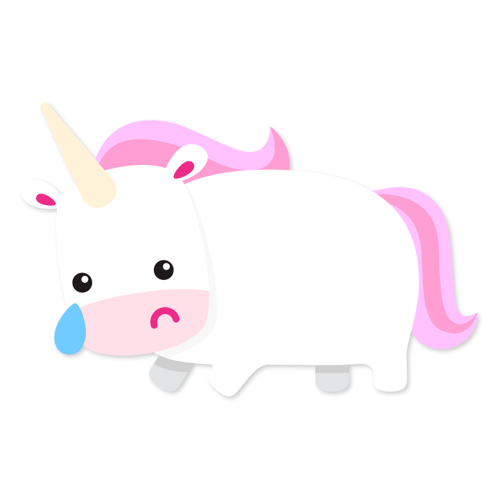 Unicorn Life messages sticker-3