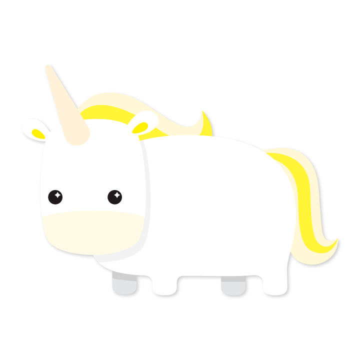 Unicorn Life messages sticker-7