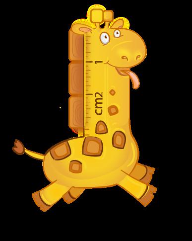 GRuler: AR ruler meter tape cm messages sticker-1