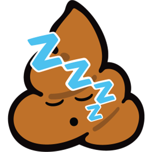 Smiley Poopy Stickers messages sticker-11