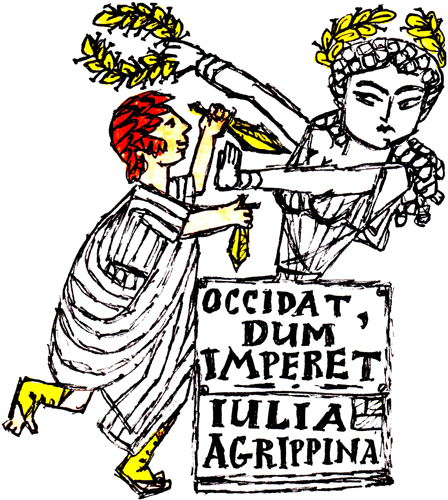 Aphorisms in Latin messages sticker-1