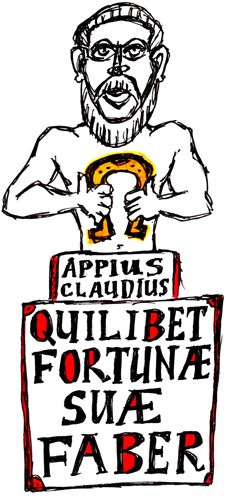 Aphorisms in Latin messages sticker-3