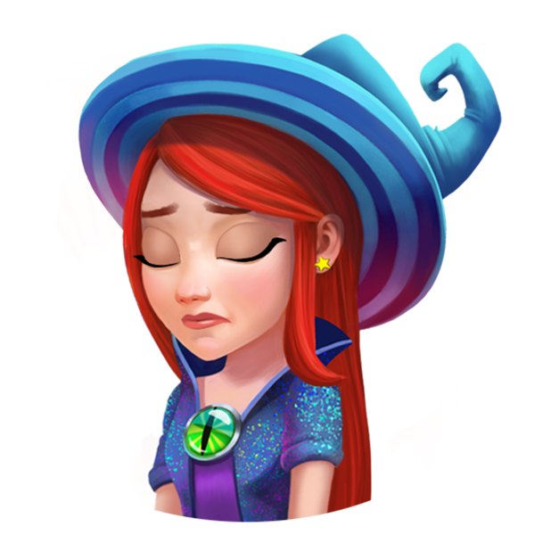 Charms of the Witch - Match 3 messages sticker-6