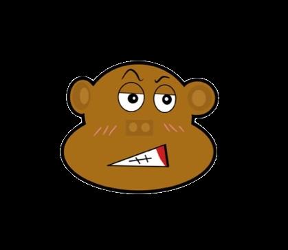 Bbear messages sticker-11