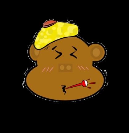 Bbear messages sticker-5