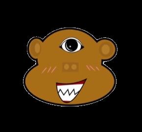 Bbear messages sticker-0