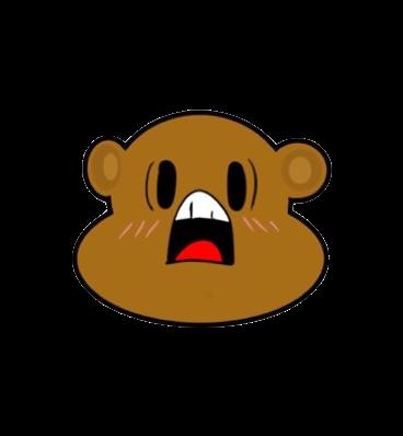 Bbear messages sticker-3