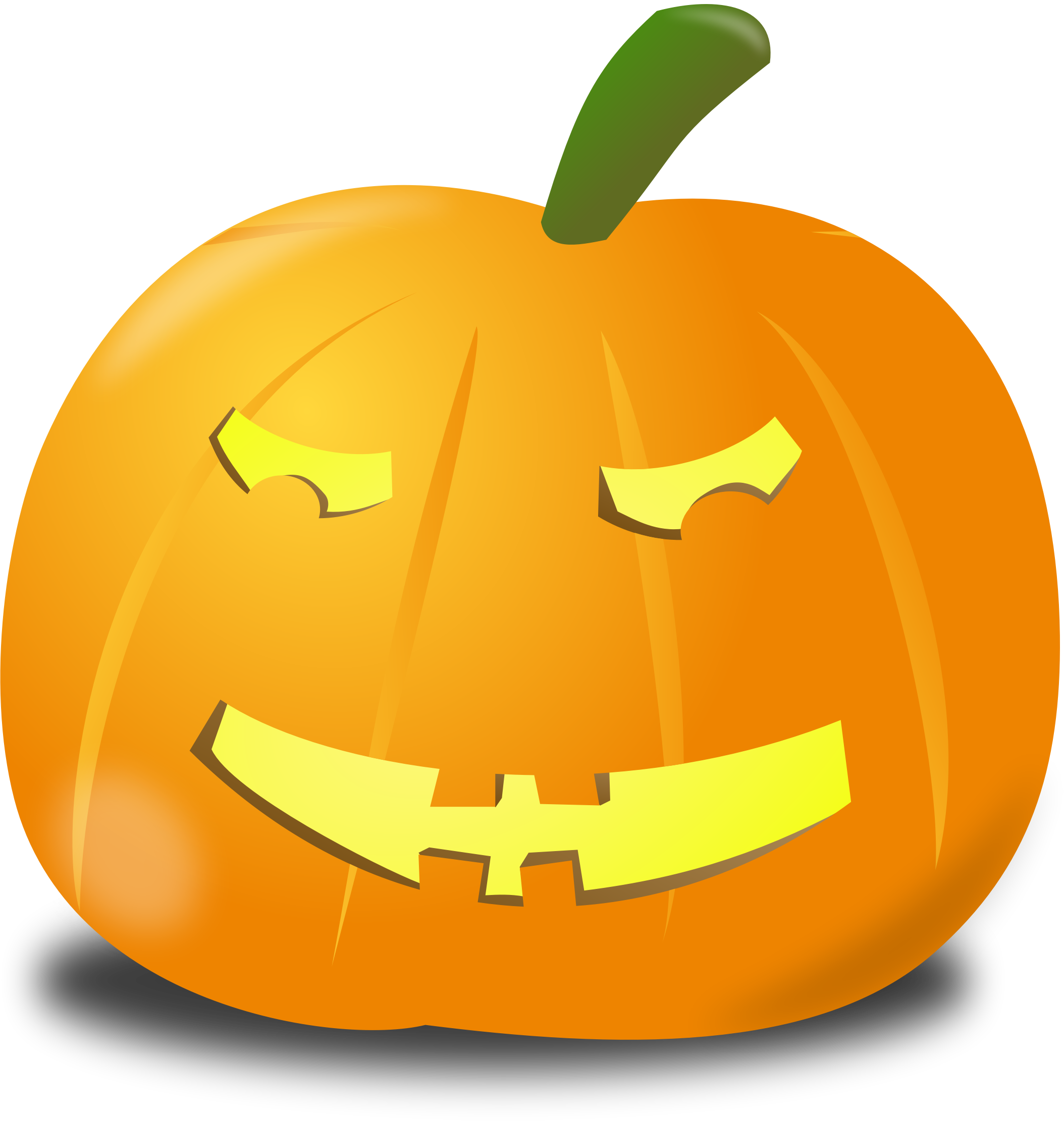 Spooky Halloween Pumpkins messages sticker-9