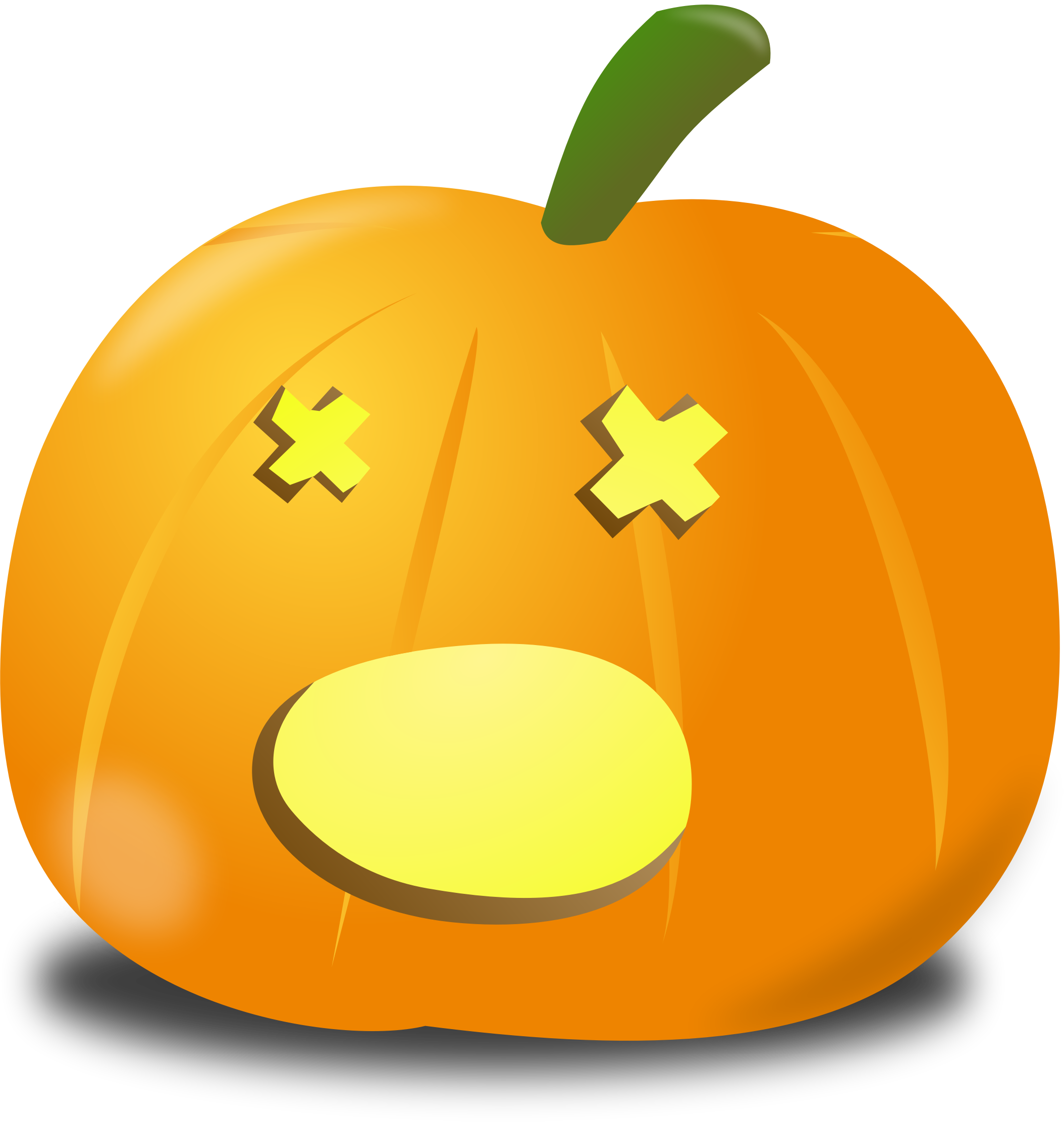 Spooky Halloween Pumpkins messages sticker-10