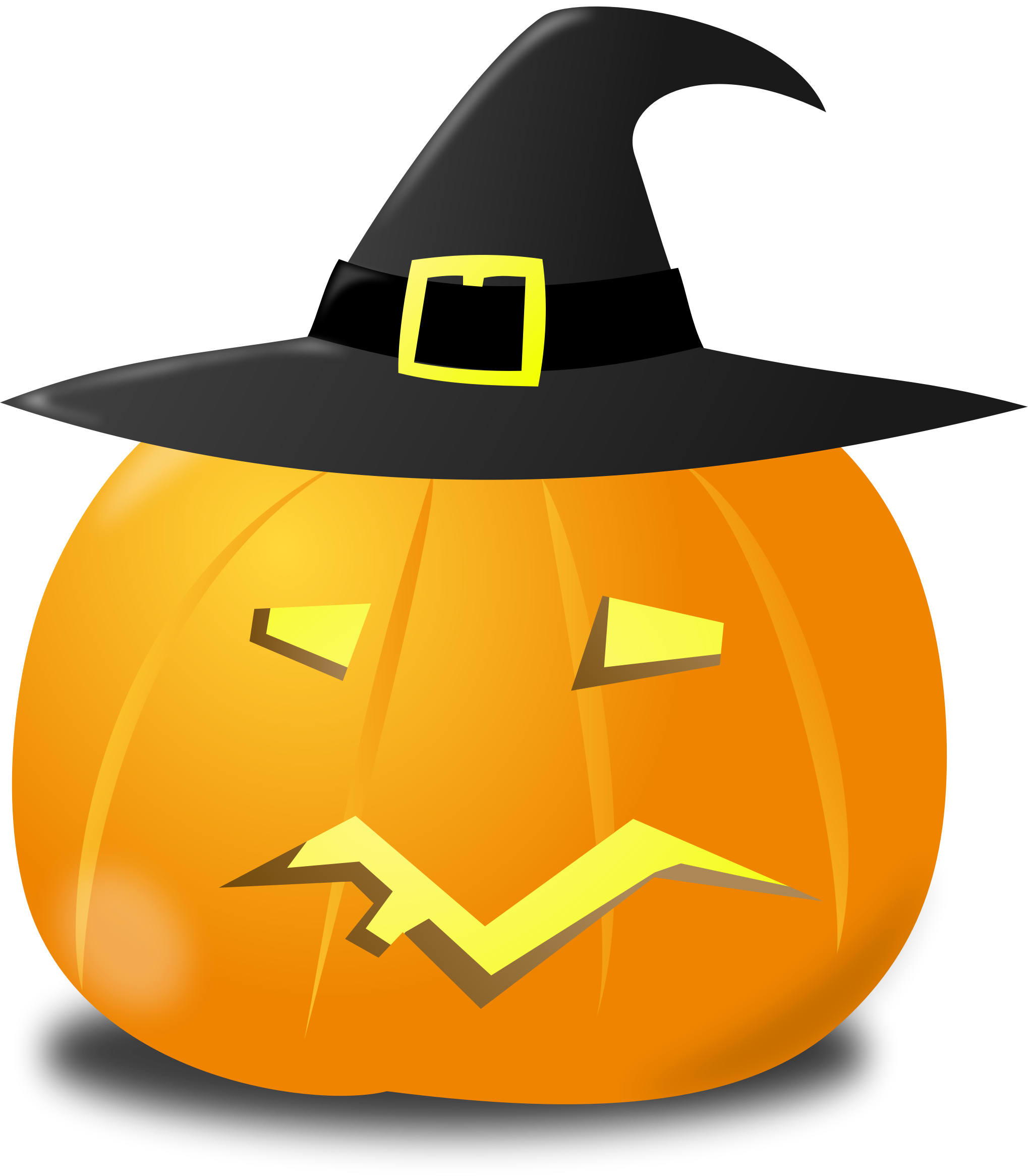 Spooky Halloween Pumpkins messages sticker-0